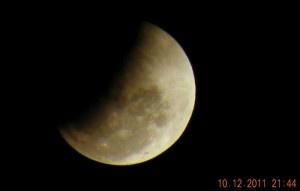 June 4 Partial Lunar Eclipse