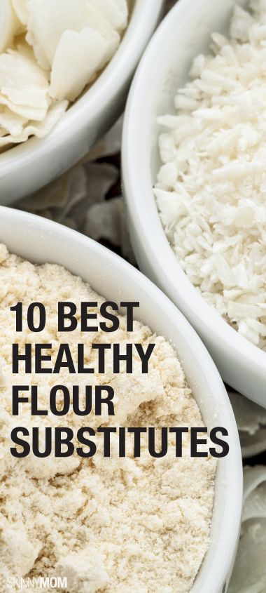 Here are 10 best healthy flour alternatives for your daily cooking!