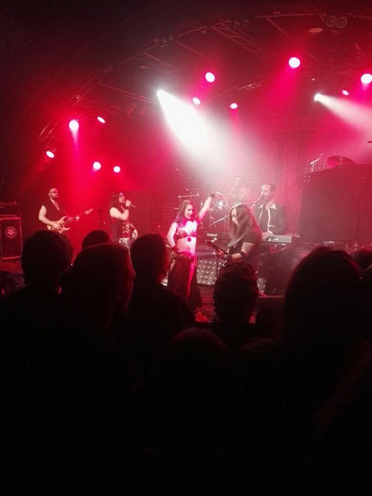 Myrath 13.11.17 Hamburg Markthalle