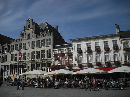 Bergen op Zoom: Grote Markt