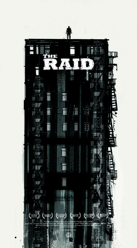 In the US, it's been released as The Raid: Redemption. One of the greatest action films...ever?
