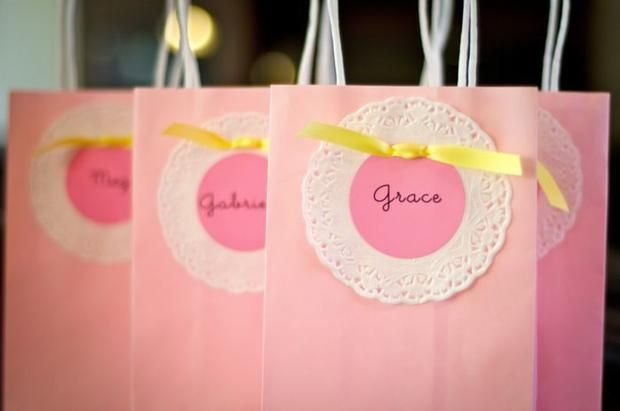 Hostess with the Mostess® - Vintage Pink & Yellow Tea Party