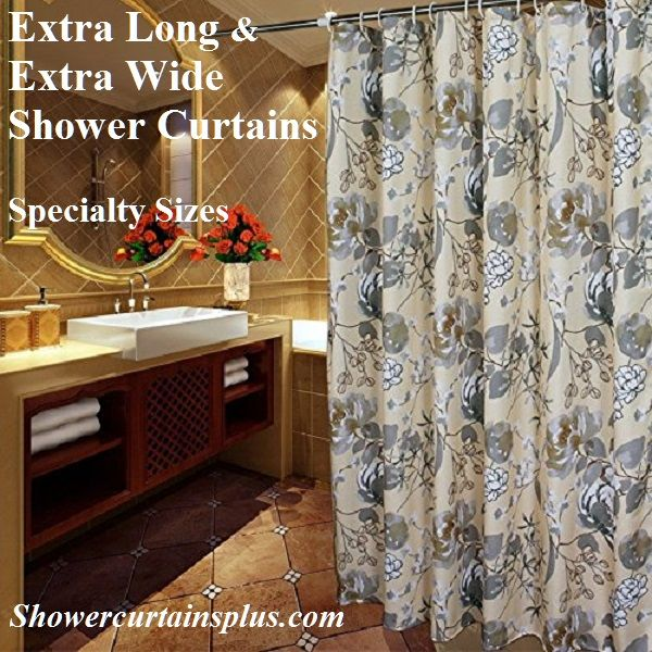 Are You Finding It Hard To Find Extra Long Or Extra Wide Shower