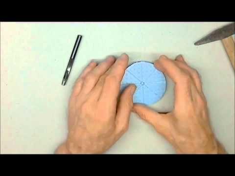 ▶ Zelf een kompas maken - YouTube