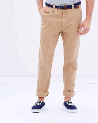 The Academy Brand Weekend Chino
