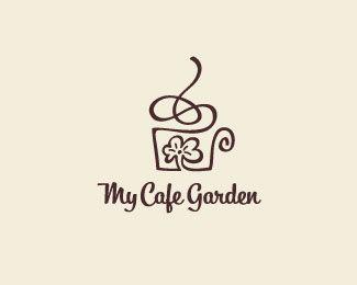 92 Вкусный Кофе Дизайн Логотипа Вдохновение | Bashooka | Холодный Графический И Веб-Дизайн Блога