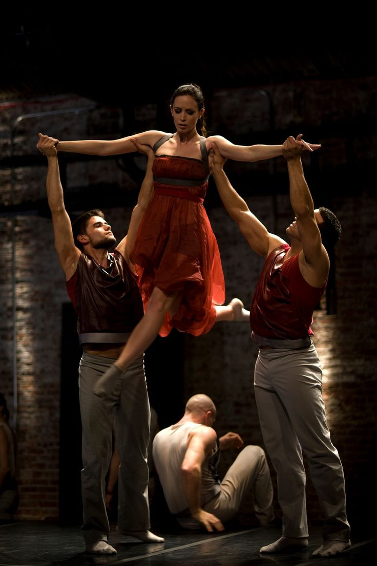 The Adjustment Bureau - Emily Blunt learnt to dance for this film - choreographer said they aimed to make her a mover rather than a dancer - she's amazing in it.