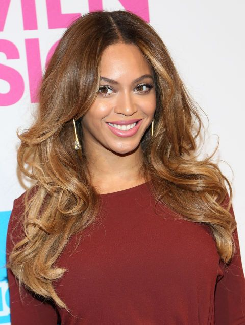 Brown   blonde = bronde. Throw Beyoncé into the equation and you know it's a trend with a long shelf life. A healthier and more subdued iteration of the ombré, it's how every brunette will be brightening things up in the new year.