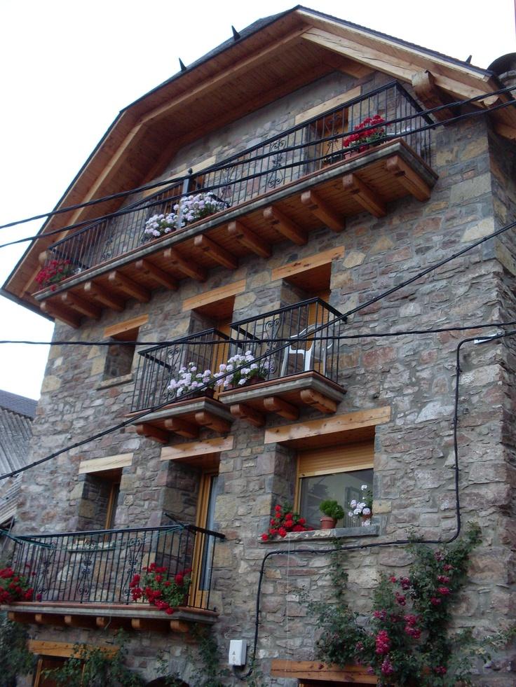 Casa Lucía, Gistaín, Huesca