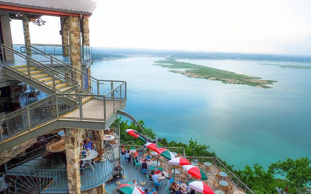 Oasis Wedding Venue The Oasis on Lake Travis ( Oasis Restaurant Austin TX ) tropical oasis jamaican restaurant