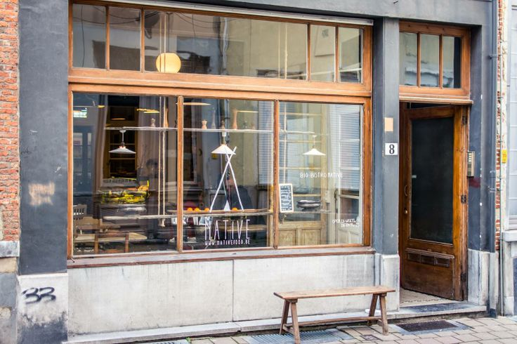 Bio-restaurant Native - Muntstraat, Antwerp