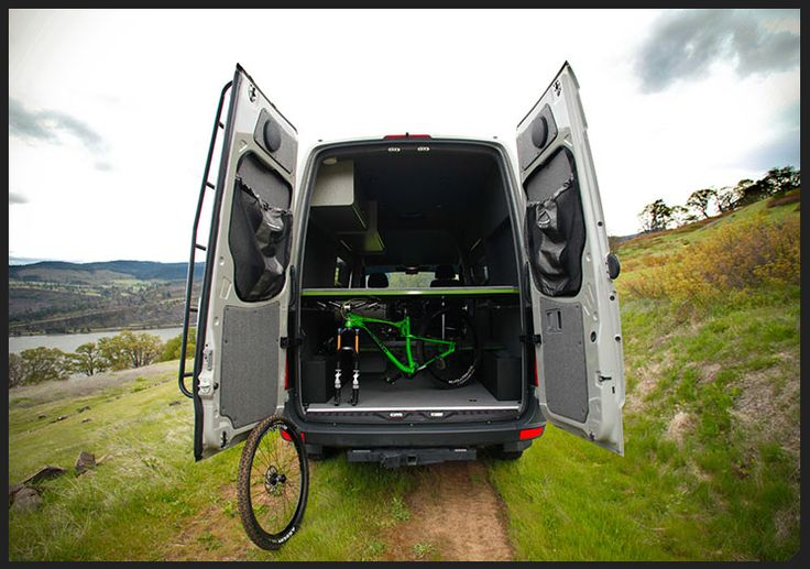 Custom Sprinter Conversion   Vans   Sprinter van, Sprinter ...