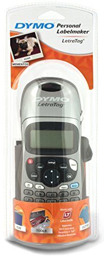 DYMO LetraTag LT-100H Handheld Label Maker for Office or ... https://www.amazon.com/dp/B002Q9MCG8/ref=cm_sw_r_pi_dp_x_06NdybX7P0MA0