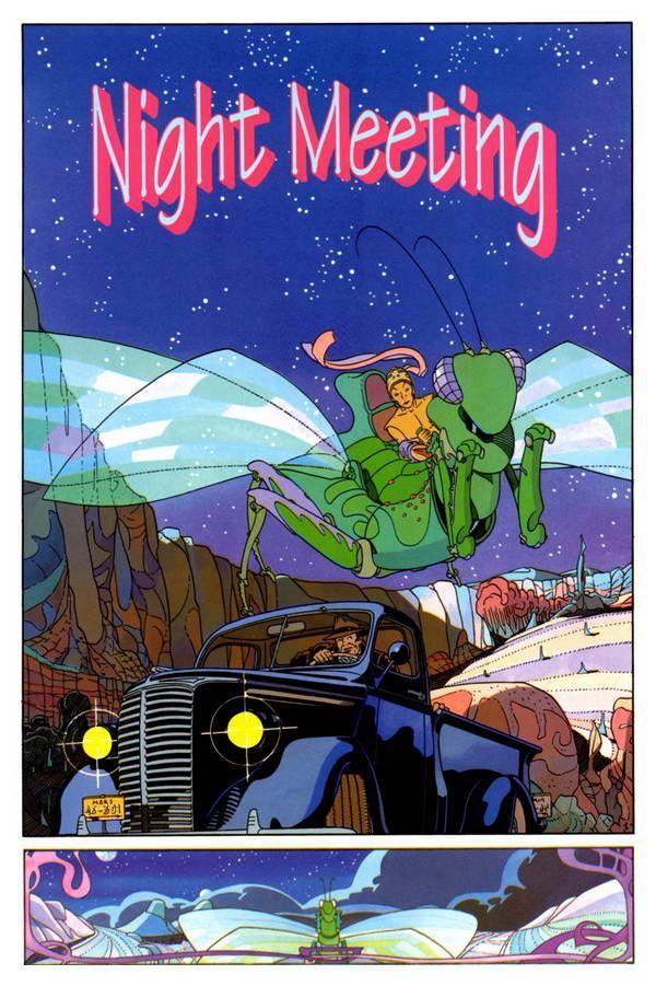 Ray Bradbury Night Meeting