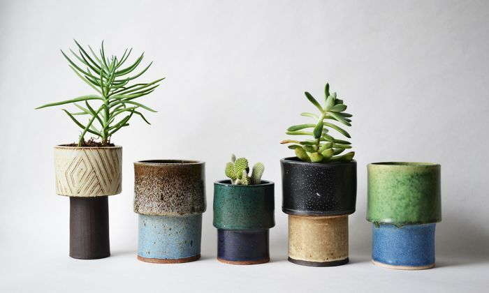 Bloesem Living   Handmade ceramics from A Question of Eagles