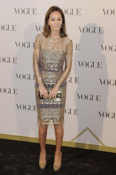 Isabel Preysler - fiesta Vogue