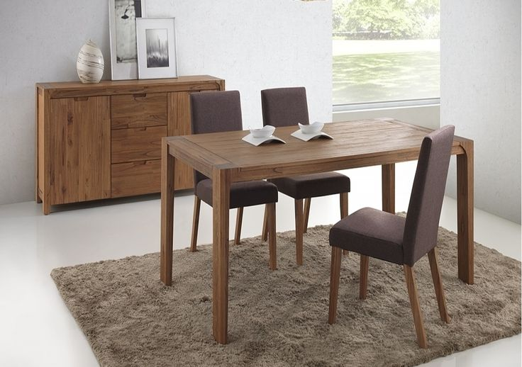 American Rustic 9-piece Dining Suite - Lounge Life