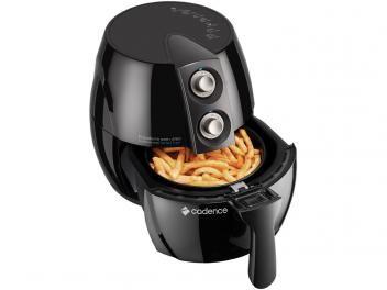 Fritadeira Elétrica Sem Óleo Cadence Perfect Fryer - 2,3L Timer com as melhores condições você encontra no Magazine Allameda. Confira!
