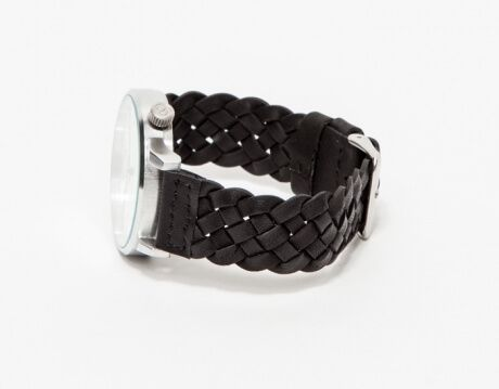 Komono Winston Woven Black Watch