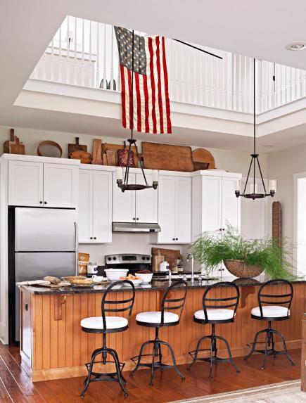 house tour fresh airs decorating kitcheninterior