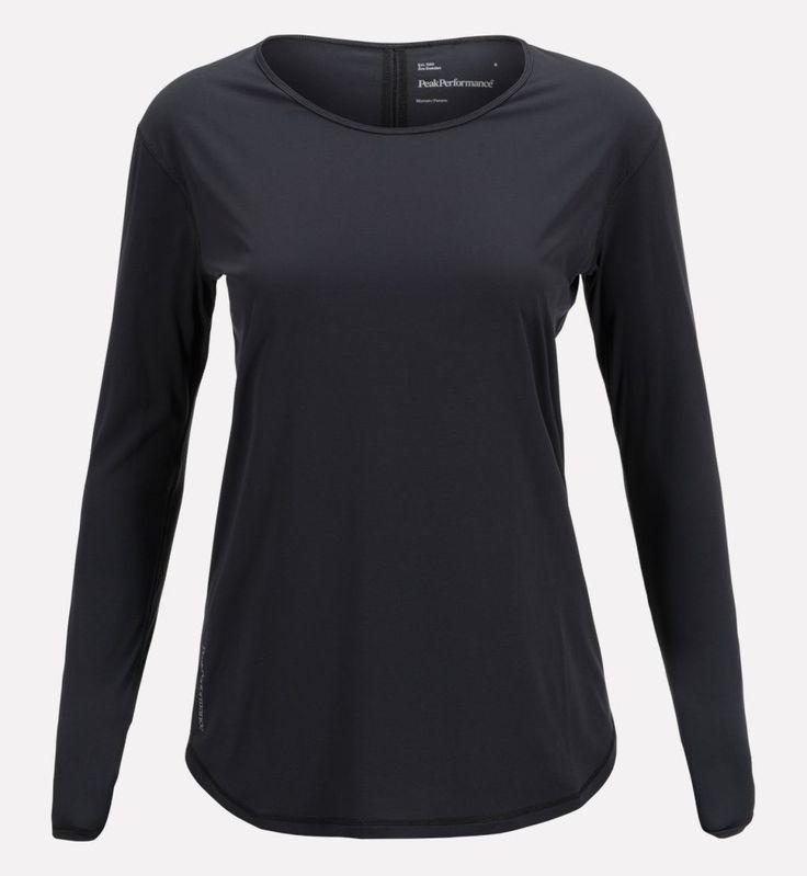 Peak Performance W Epic LS T-Shirt - Naisten pitkähihainen paita - Intersport