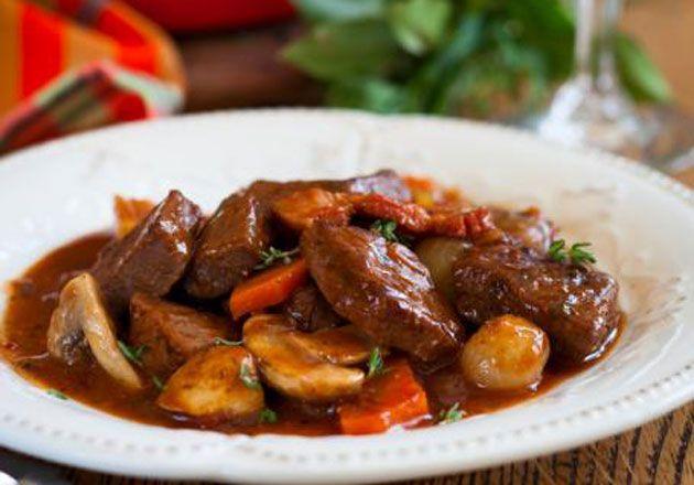Les 25 meilleures id es de la cat gorie boeuf sur pinterest viande boeuf recette viande de - Plat facile et leger ...