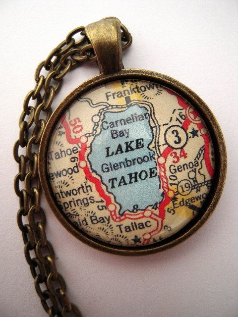 19 best tahoe themed gifts images on pinterest lake for Lake tahoe jewelry stores