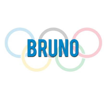 BRUNO: An Olympic Parade of Baby Names | Disney Baby