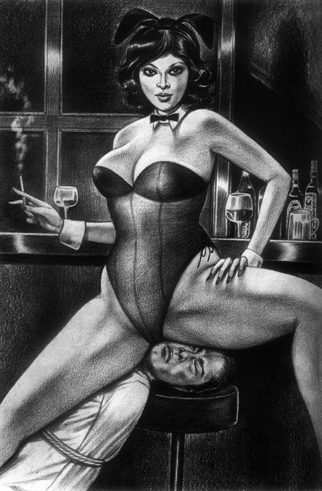 Рисунки доминирования женщин