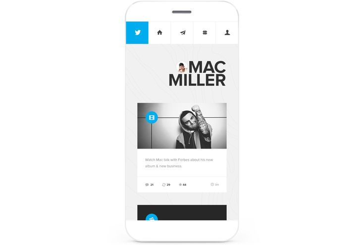 Twitter Music — Twofold