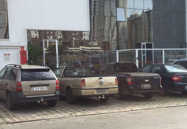 Blog do Arretadinho: Servidor do Detran-DF usa veículo oficial do órgão...