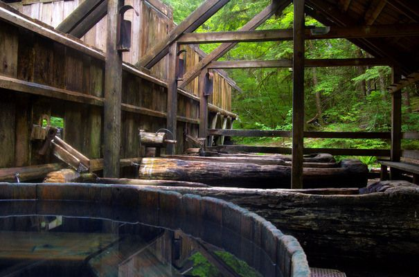 Bagby Hot Springs, Oregon | Atlas Obscura