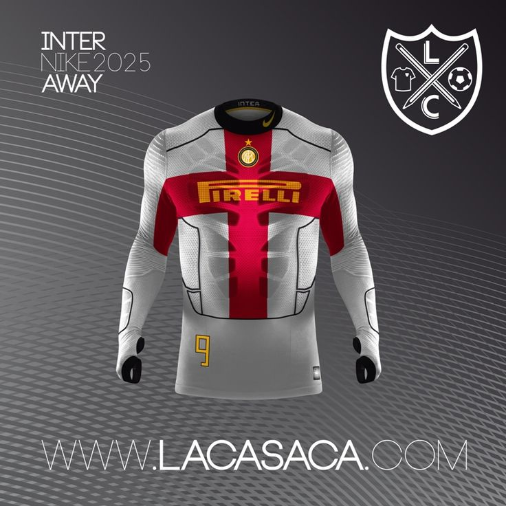 Nike 2025 Fantasy Kits - Inter Away