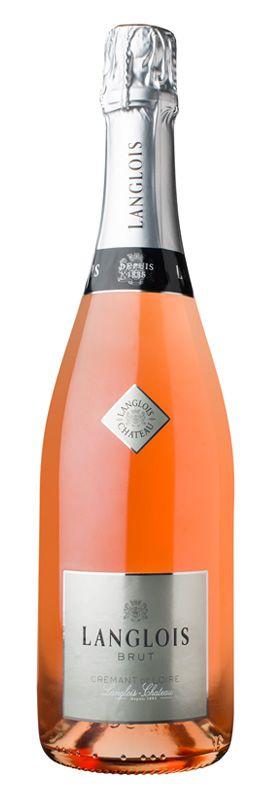 Langlois Cremant de Loire rose