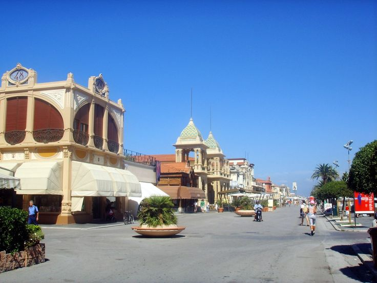 What to see in Versilia without a car