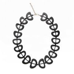Polka Luka Contemporary Australian Resin Jewellery Design - 'Remnant' Necklace