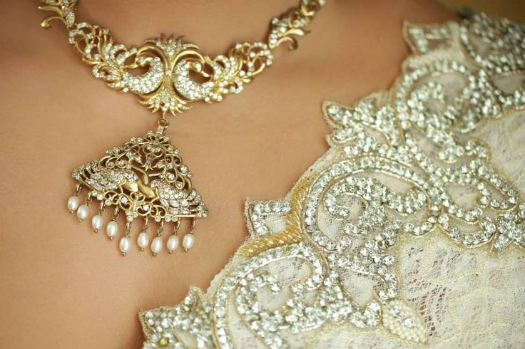Sri Lankan Wedding - Necklace