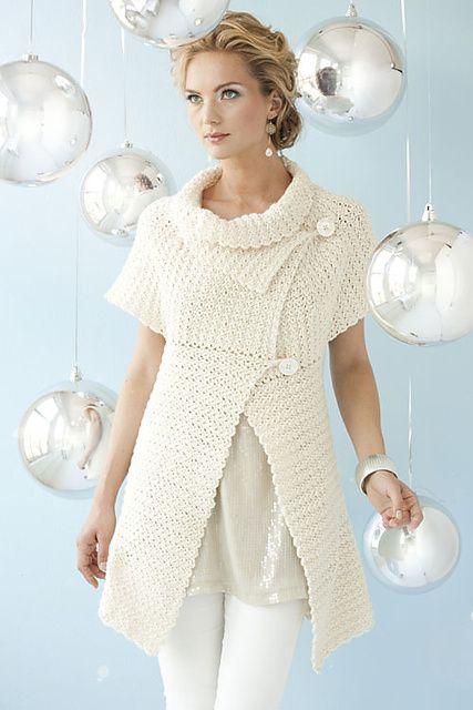 crochet swing cardigan - via ravelry.com
