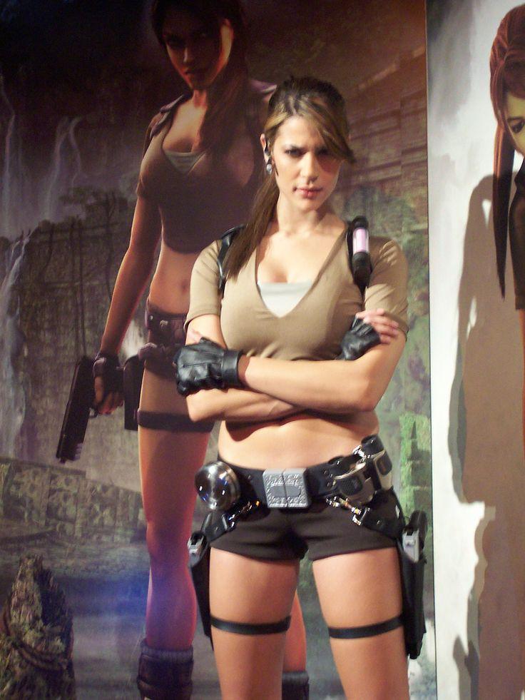 Tomb Raider Rhona Mitra