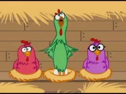 Eu baixei o vídeo Galinha Pintadinha - videoclip infantil animado no baixavideos.com.br!