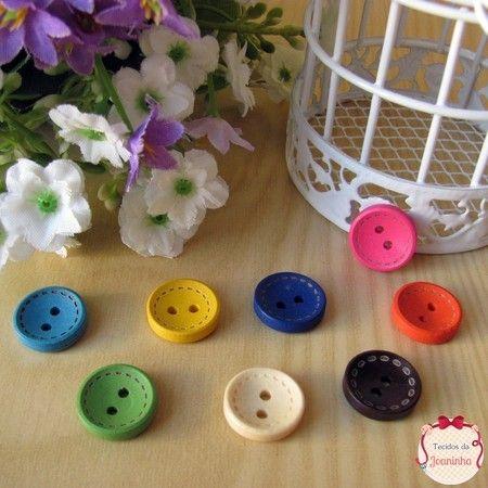 KIT 08 botões {BOT12}