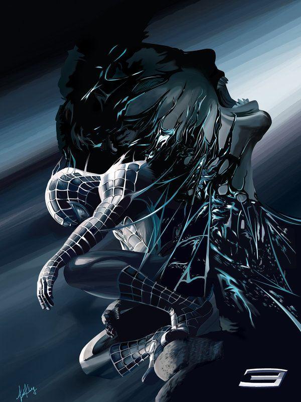 Spiderman 3 by cacingkk.deviantart.com on @deviantART