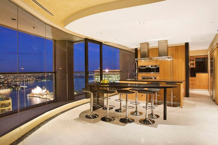 Salas de Lujo Apartamento
