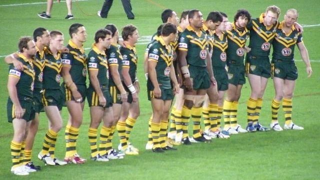 Australian Rugby League Team