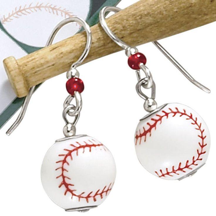 Best 25+ Baseball jewelry ideas on Pinterest   Baseball ...