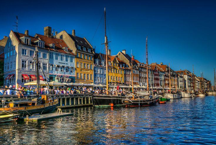 Nyhavn, Copenhagen, Denmark | Flickr - Photo Sharing!