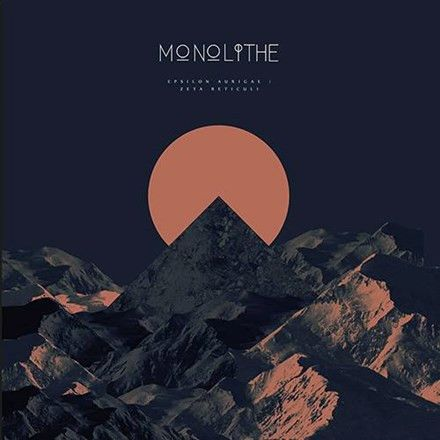 Monolithe - Epsilon Aurigae / Zeta Reticuli Limited Edition Vinyl 3LP November 18 2016 Pre-order