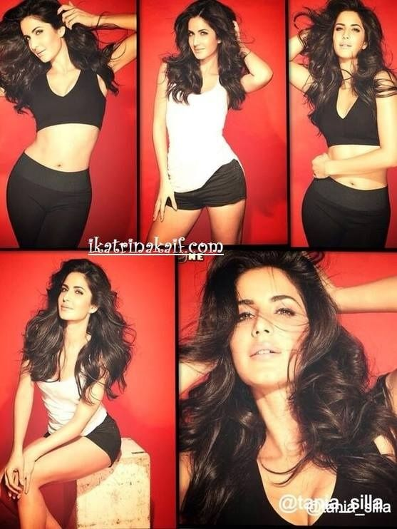 Sexy Katrina Kaif Avatars for FHM