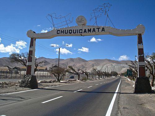 En Chuquicamata yo nací
