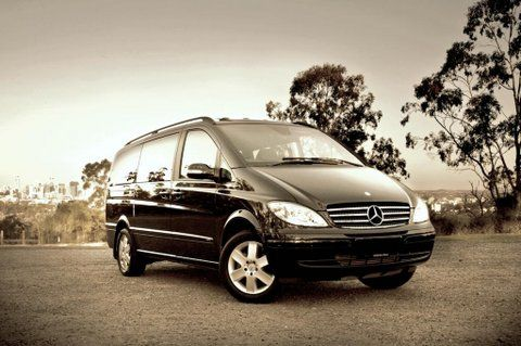 Mercedes Benz Viano - 7seater people mover Limoso Australia http://www.limoso.com.au/